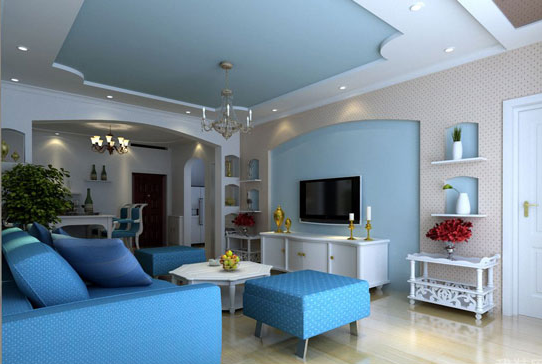 地中海风格家居装修