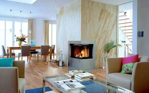 充满正能量的家居客厅