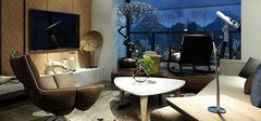 混搭风格客厅装修,打造专属自己的家!