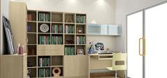 4款实用书房装修效果图欣赏