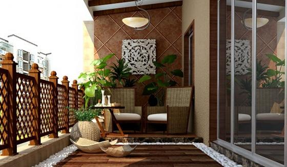 东南亚风格家装