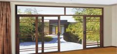 铝合金门窗的特点及其选购方法