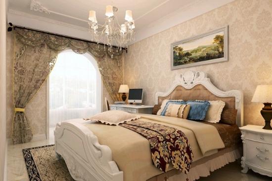 欧式卧室家具套装欣赏以及卧室家具整体设计
