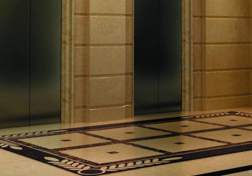 仿古地板砖效果图