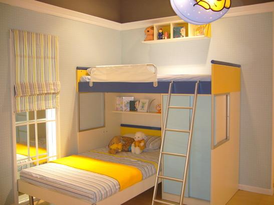 迪士尼儿童上下床