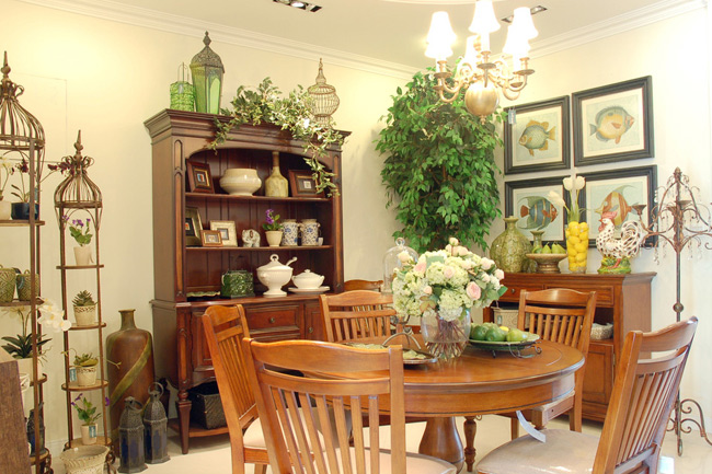 美式家具的特点