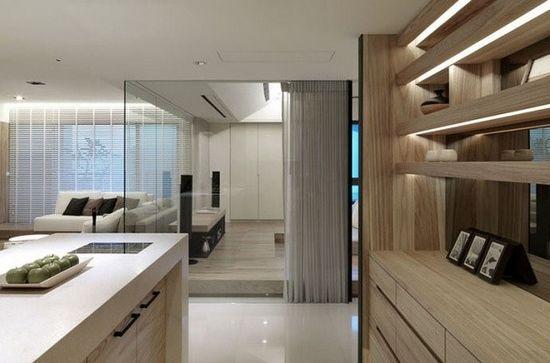现代简约风格样板房