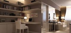 现代简约风格样板间介绍,寻找适合自己的居室