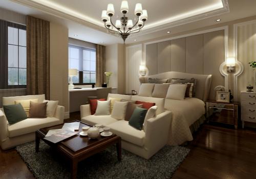沙发床<a href='http://www.qizuang.com/meitu/' target='_blank'>装修效果图</a>