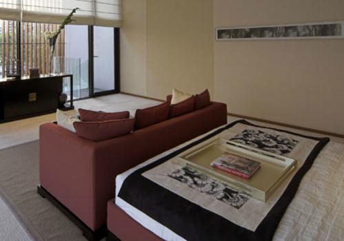沙发床装修效果图
