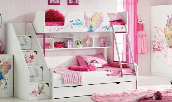 高低床款式儿童家具介绍