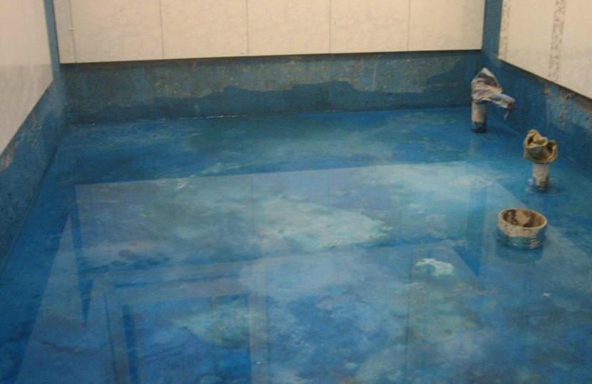 卫生间地面防水