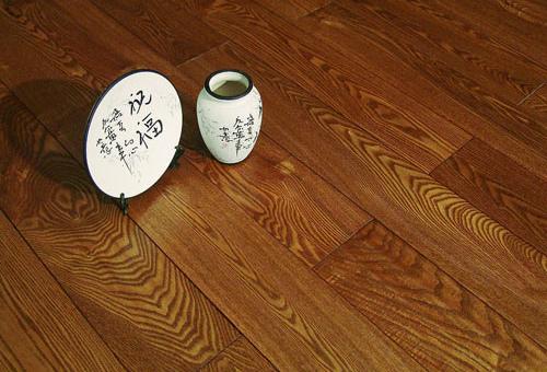 仿古地板装饰效果图