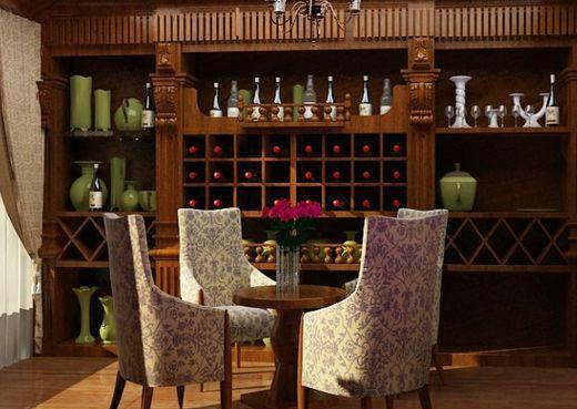 实木红酒柜的选购方法