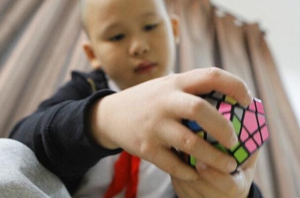 8岁男孩智商146