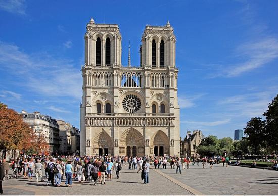 巴黎圣母大教堂