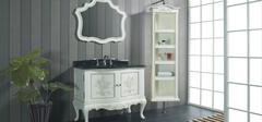 实木浴室柜的特点有哪些?