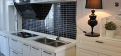 现代简约厨房装修要点,实用与美观并用