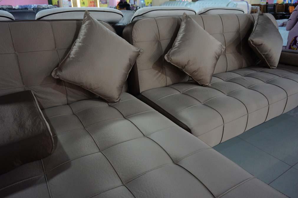 沙发床的结构要牢固