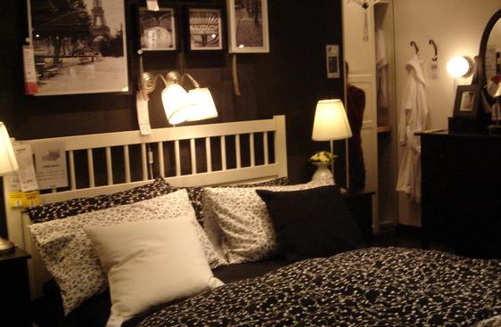 北京宜家家居风格卧室