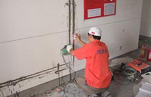 检查水管及配件