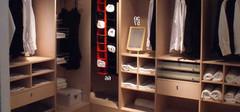 维意定制衣柜好吗?环保低碳家居安全