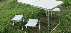 户外折叠桌如何选购?