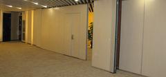 移动隔断墙是如何安装的?