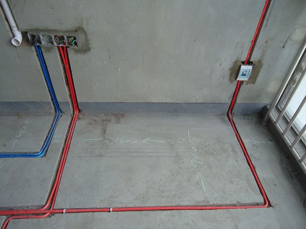 水电安装的注意事项