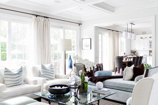 田园风格客厅设计分享