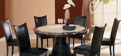 大理石餐桌具有哪些优点?