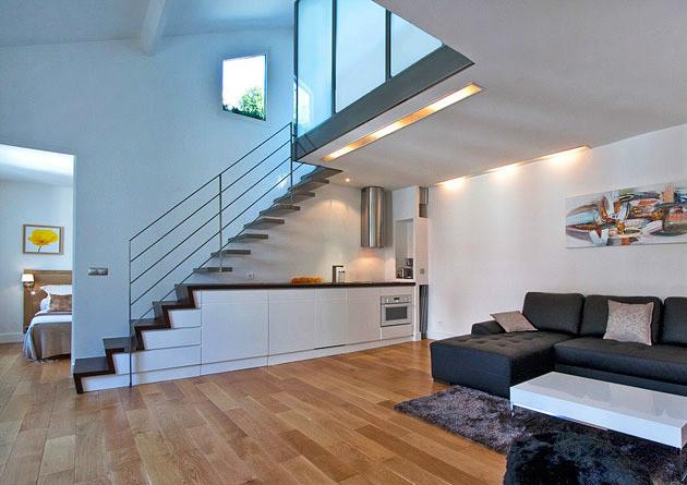 跃层式住宅的优点
