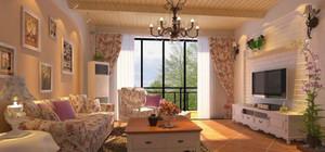 田园风格床品选择,如何装点田园卧室?