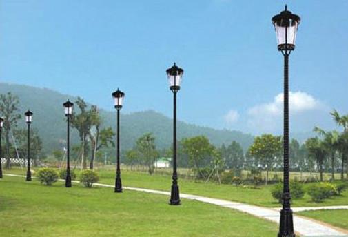 庭院灯清洁保养方法