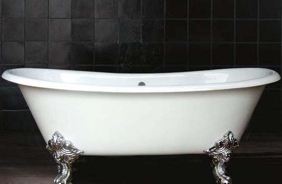 铸铁浴缸介绍