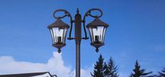 庭院灯如何清洁保养?