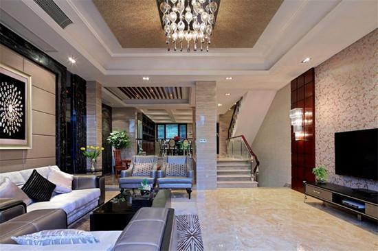 别墅楼梯扶手的考虑因素