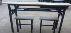 折叠桌该如何保养?折叠桌的选购技巧