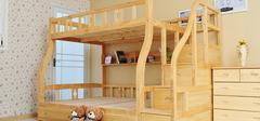 购买实木高低床有哪些注意事项?