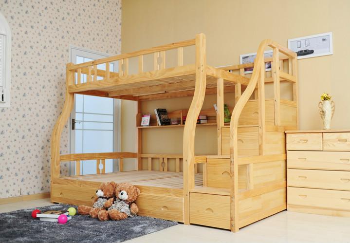 购买实木高低床的注意事项