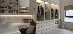 如何设计更衣室能让换衣服更加方便?