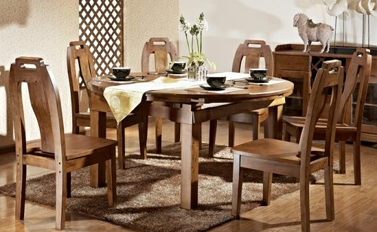 家庭餐桌椅选购