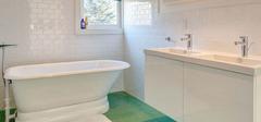 小户型卫生间设计,小空间的设计原则!