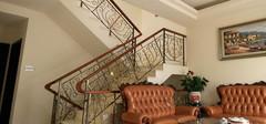 别墅楼梯在装修时要考虑哪些因素?