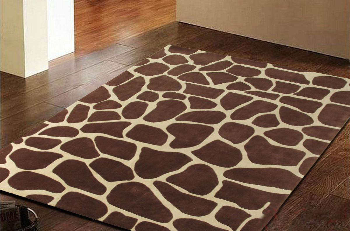 门口地毯摆放风水