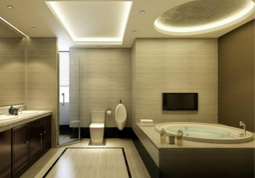 卫生间设计效果图