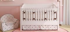 婴儿床尺寸选择,三点教你如何选!