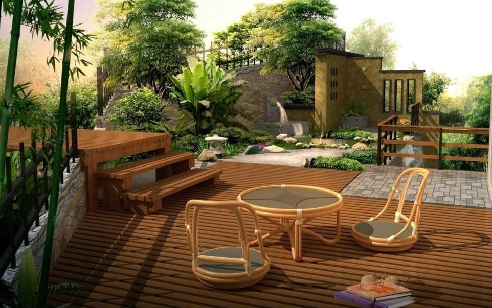 庭院设计要点