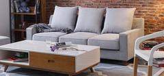 小户型客厅沙发的摆放技巧