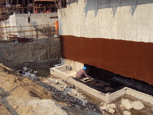 地下室防水堵漏的材料